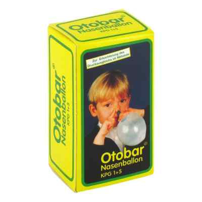 Otobar Nasenballon Kombipackung 1+5  bei apotheke.at bestellen
