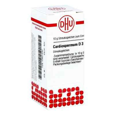 Cardiospermum D 3 Globuli