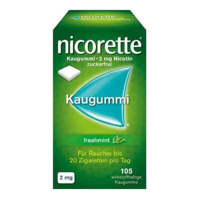 Nicorette 2mg freshmint  bei apotheke.at bestellen