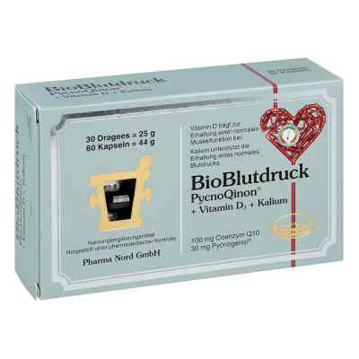 Bioblutdruck Dragees+kapseln Kombipackung