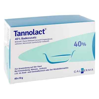 Tannolact 40% Badezusatz Beutel  bei apotheke.at bestellen