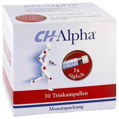 Ch Alpha Trinkampullen  bei apotheke.at bestellen