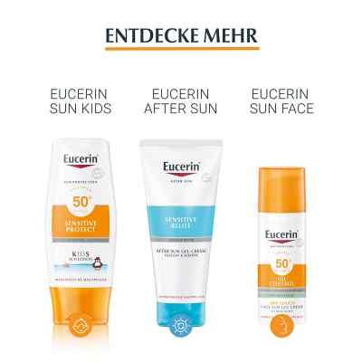 Eucerin Sun Sensitive Protect Lotion Extra Light LSF 30  bei apotheke.at bestellen