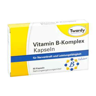 Vitamin B Komplex Kapseln  bei apotheke.at bestellen