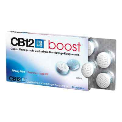 Cb12 boost Kaugummi  bei apotheke.at bestellen