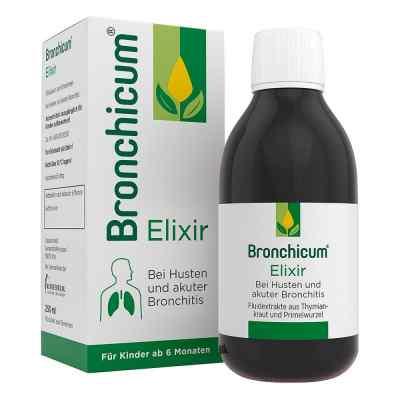 Bronchicum Elixir - bei Husten  bei apotheke.at bestellen