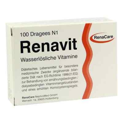 Renavit überzogene Tabletten  bei apotheke.at bestellen