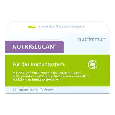 Nutriglucan Tabletten  bei apotheke.at bestellen
