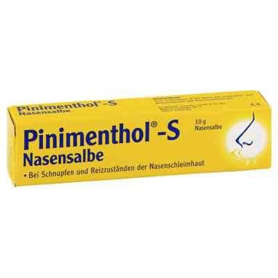 Pinimenthol S Nasensalbe  bei apotheke.at bestellen