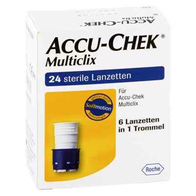 Accu Chek Multiclix Lanzetten  bei apotheke.at bestellen