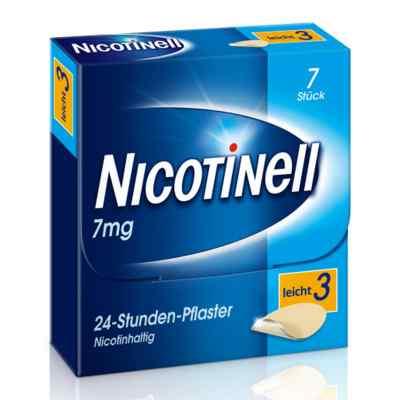 Nicotinell 7mg/24-Stunden-Nikotinpflaster, Leicht (3)  bei apotheke.at bestellen