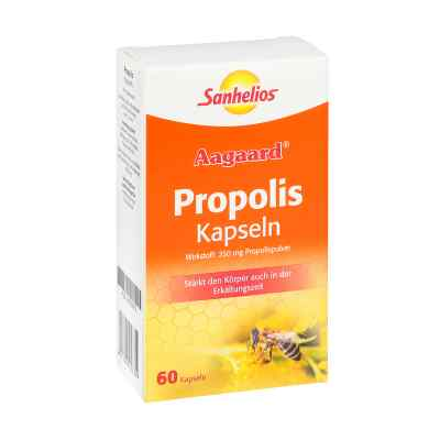 Aagaard Propolis Kapseln  bei apotheke.at bestellen