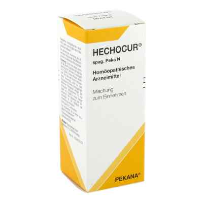 Hechocur spag. Peka N Tropfen  bei apotheke.at bestellen