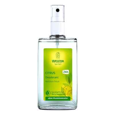 Weleda Citrus Deodorant  bei apotheke.at bestellen