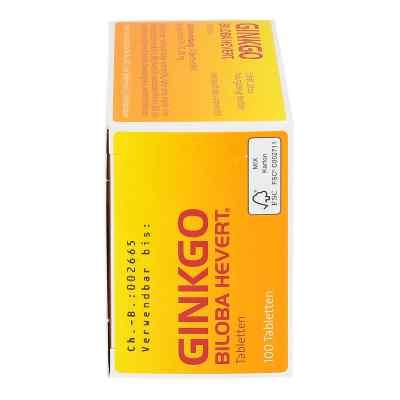Ginkgo Biloba Hevert Tabletten  bei apotheke.at bestellen