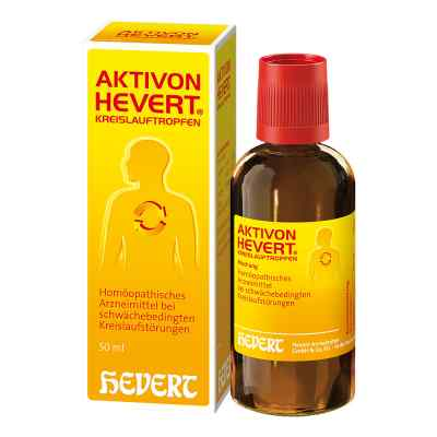 Aktivon Hevert Kreislauftropfen  bei apotheke.at bestellen