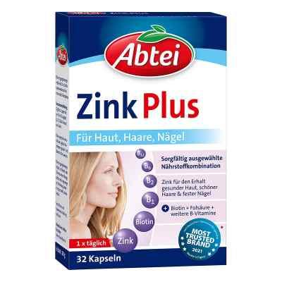 Abtei Zink Plus Nährstoff Kapseln  bei apotheke.at bestellen