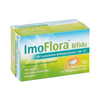 Imoflora Bifido Kautabletten  bei apotheke.at bestellen