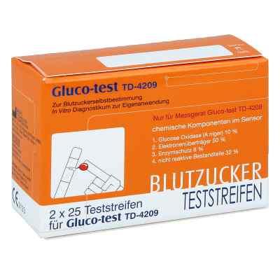 Gluco Test Blutzuckerteststreifen  bei apotheke.at bestellen