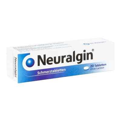Neuralgin Schmerztabletten 250mg/200mg/50mg  bei apotheke.at bestellen