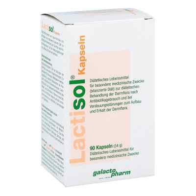 Lactisol Kapseln