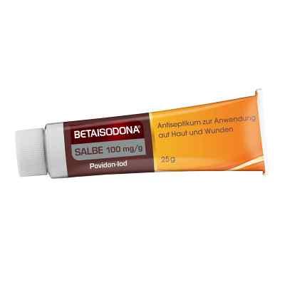 Betaisodona Salbe  bei apotheke.at bestellen