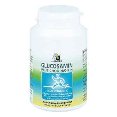 Glucosamin Chondroitin Kapseln  bei apotheke.at bestellen