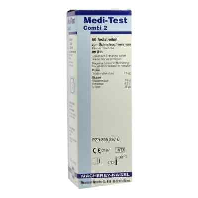 Medi Test Combi 2 Teststreifen