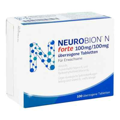 Neurobion N forte überzogene Tabletten  bei apotheke.at bestellen