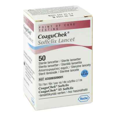 Coaguchek Softclix Lancet