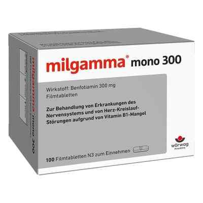 Milgamma mono 300 Filmtabletten  bei apotheke.at bestellen