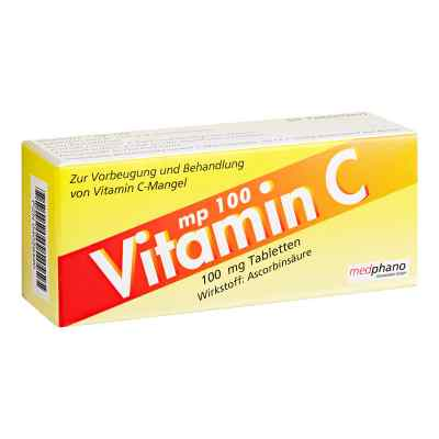 Vitamin C 100 mg Dragees  bei apotheke.at bestellen