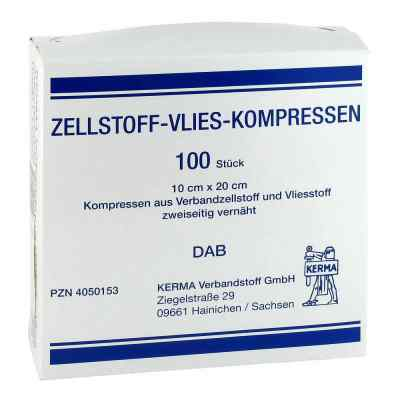 Zellstoff Vlies Kompressen 10x20cm unsteril  bei apotheke.at bestellen