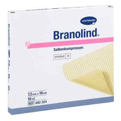 Branolind 7,5x10cm Kompressen  bei apotheke.at bestellen