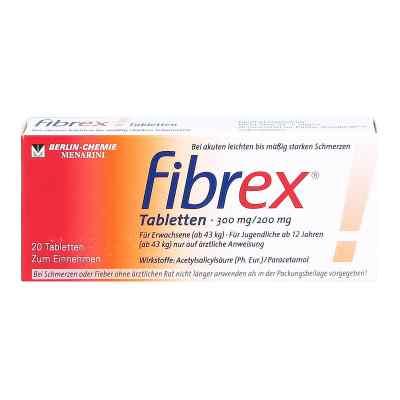 Fibrex 300mg/200mg  bei apotheke.at bestellen