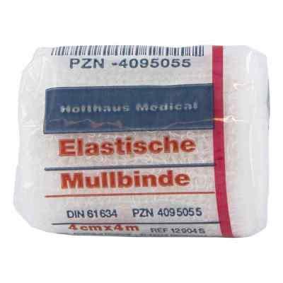 Mullbinden 4mx4cm elastisch   bei apotheke.at bestellen