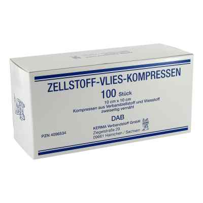 Zellstoff Vlies Kompressen 10x10cm unsteril  bei apotheke.at bestellen