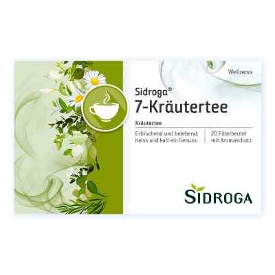 Sidroga Wellness 7-Kräutertee Filterbeutel  bei apotheke.at bestellen