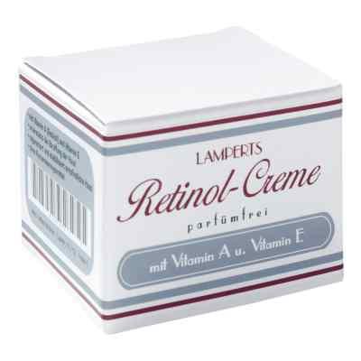 Retinol Creme parfümfrei Lamperts  bei apotheke.at bestellen