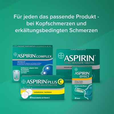 ASPIRIN COMPLEX Granulatbeutel  bei apotheke.at bestellen