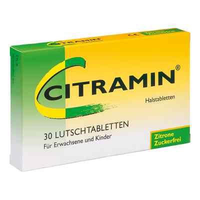 Citramin Halstabletten  bei apotheke.at bestellen