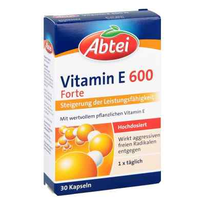 Abtei Vitamin E 600 N Kapseln  bei apotheke.at bestellen