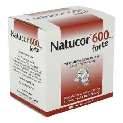 Natucor 600mg forte  bei apotheke.at bestellen