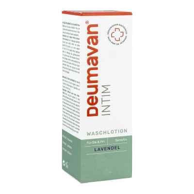 Deumavan Waschlotion sensitiv mit Lavendel  bei apotheke.at bestellen