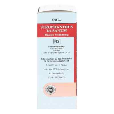 Strophanthus D 4 Sanum Tropfen  bei apotheke.at bestellen