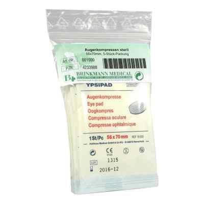 Augenkompressen steril 56x70mm  bei apotheke.at bestellen