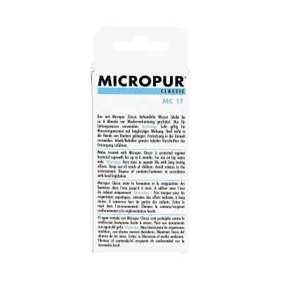 Micropur Classic Mc 1t Tabletten  bei apotheke.at bestellen