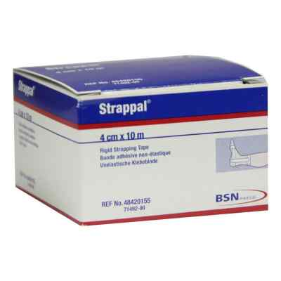 Strappal Tapeverband 10 m x 4 cm