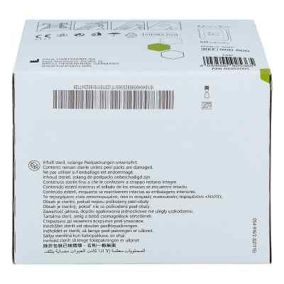 Cosmopor steril 5x7,2 cm  bei apotheke.at bestellen