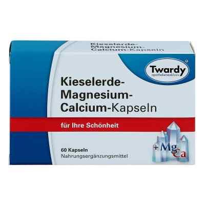 Kieselerde Magnesium Calcium Kapseln  bei apotheke.at bestellen